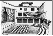 ¿Como era el teatro en el Siglo XVII?