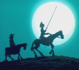 El Quijote, una novela moderna
