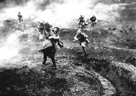 Un llarg i trist hivern a Europa ( 1914-1918)