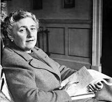 Agatha Christie-mystery writer