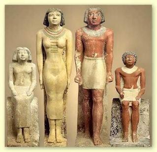 La vida quotidiana a l'antic Egipte