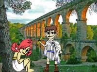 Aqüeductes i termes romanes a Europa