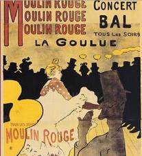 Tolouse Lautrec et l'impressionisme français
