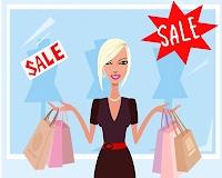 Sales at Oxford Street