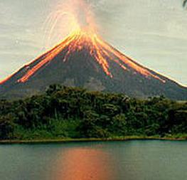 Volcans i terratrèmols