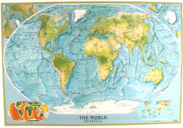 Descobrim els paisatges del Món