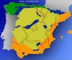 Climes i paisatges d' Espanya