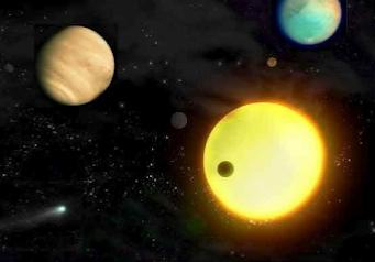 Viatge pel nostre Sistema Solar
