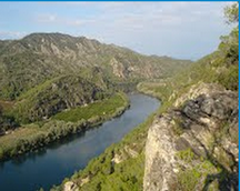 Vull viatjar pel riu Ebre