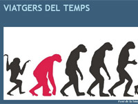 VIATGERS DEL TEMPS