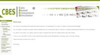 CBES-Calc Based Ecosystem Simulator