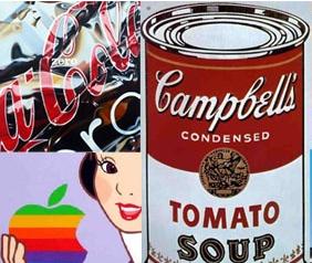 Seis décadas de arte pop