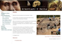 Armshtadt, Human Evolution and Paleontology