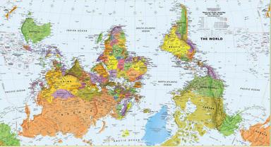 Menteixen els mapes?